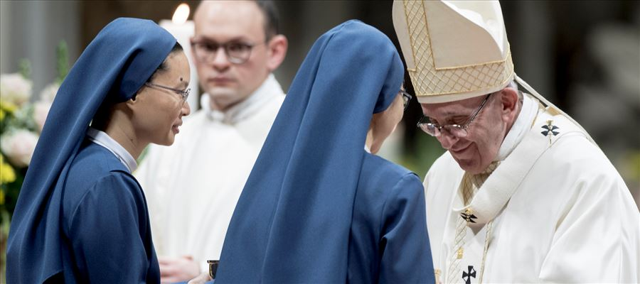 Vatican City Priests used Nuns as Sexual Slaves