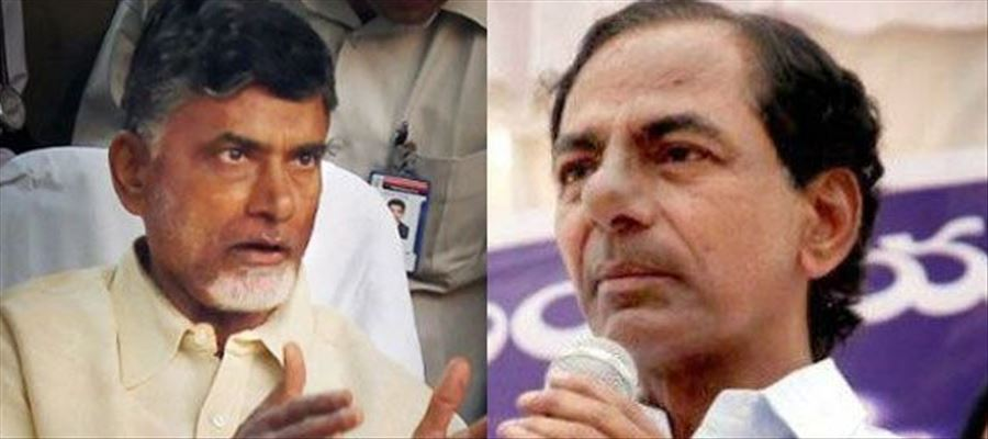 Is TDP Chief making false statements against KCR?