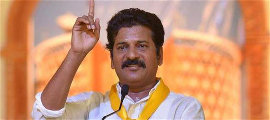 Telangana's firebrand leader Revanth Reddy back in action