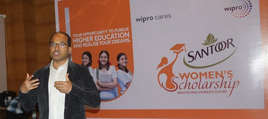 Santoor Women's Scholarship program for helping poor commences