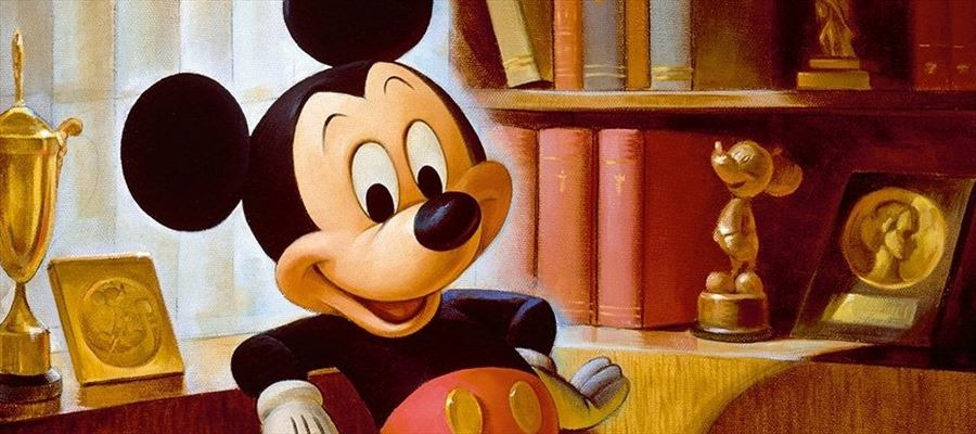 Mickey Mouse character turned 90 on Sunday
