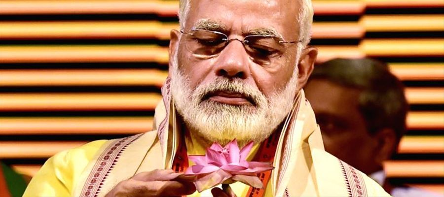 Why BJP Spokesperson called Modi as 11th incarnation of Lord Vishnu?