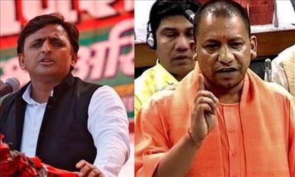 Wondering who is this doppelganger of Yogi Adityanath?