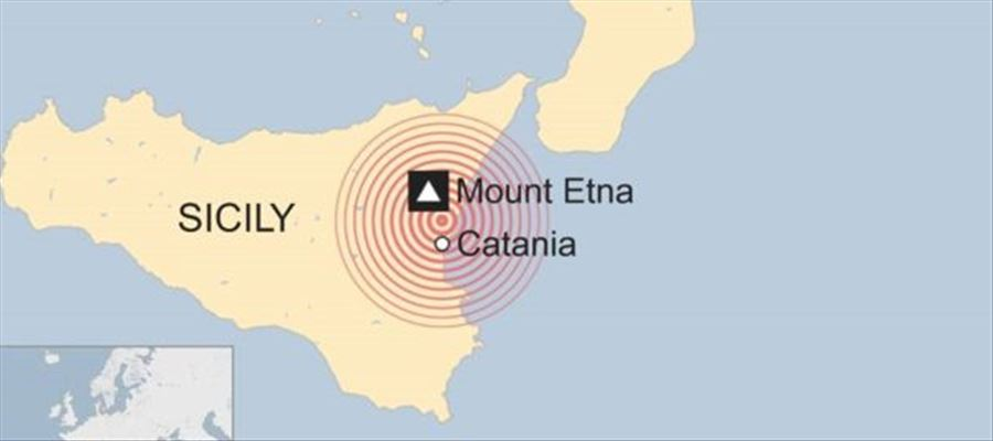 Mount Etna has first 'flank eruption' in over a decade