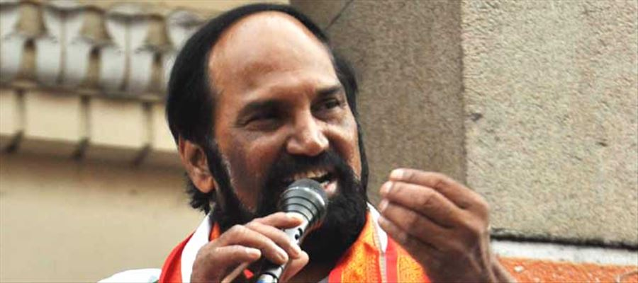 Did KCR provide drinking water to every house in the State? Uttam Kumar Reddy