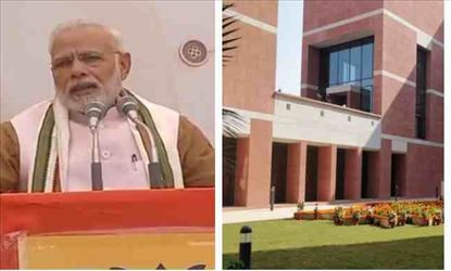 PM Modi to be at BJP HQ at 5PM Today