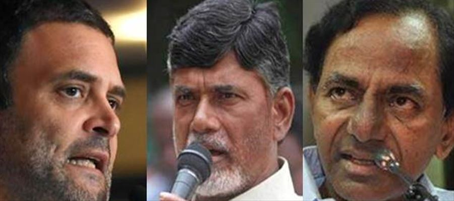 Which Party will win Higher Percentage in Telangana?