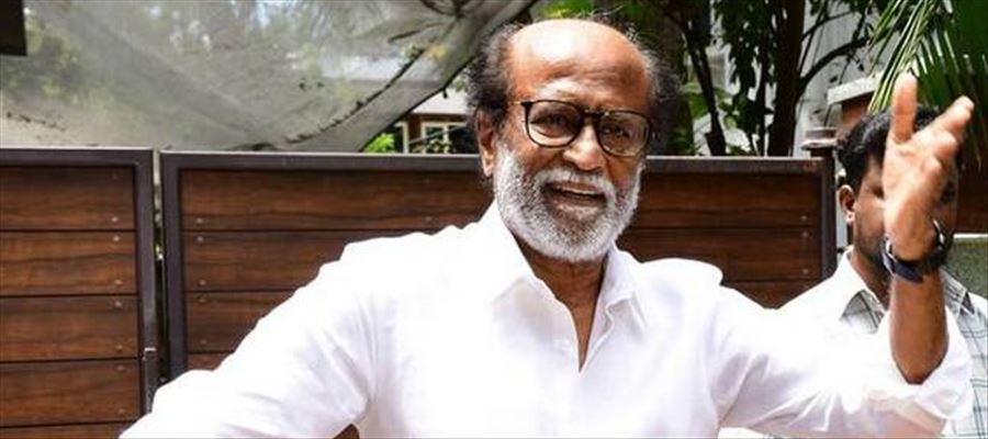 Rajinikanth targeted Centre on the Mekedatu issue