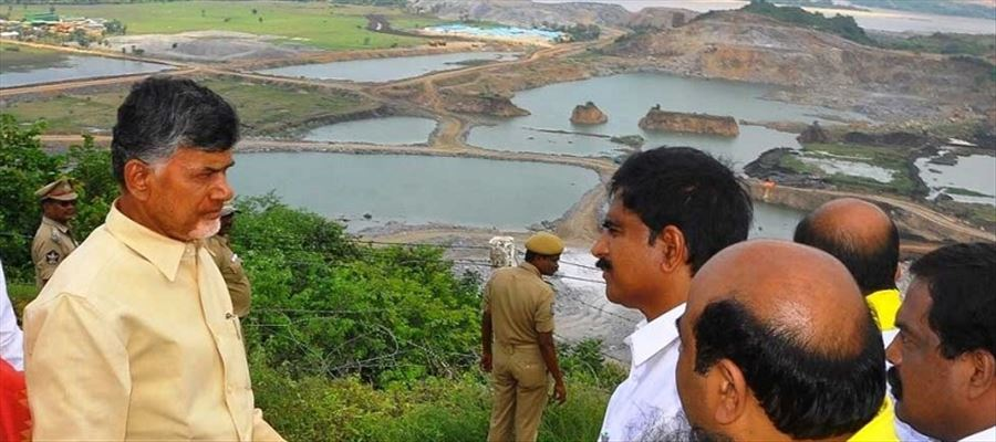 OMG... This much interest is paid by AP Govt for Polavaram project!