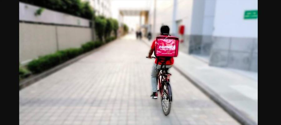 Zomato plans for 40% delivery of food by Bicycles before 2021
