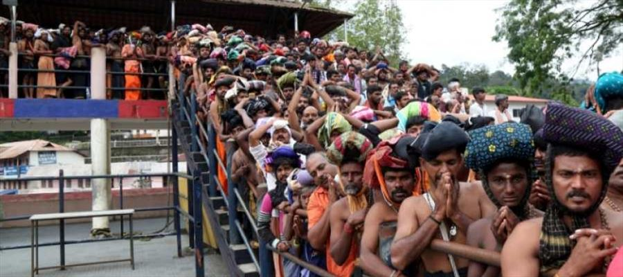 2 Women who unsuccessfully attempted to enter Sabarimala temple begins hunger strike