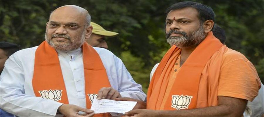 Why Swami Paripoornanandha joined BJP?
