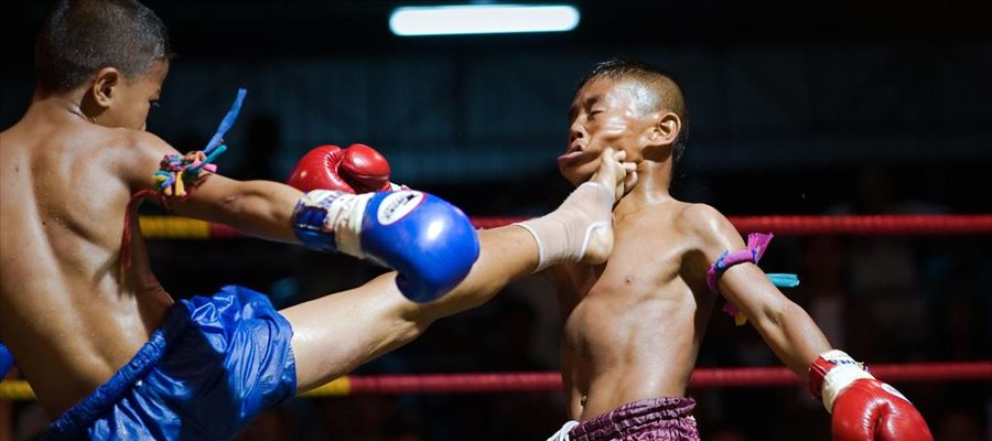 13 year old dies in boxing contest!