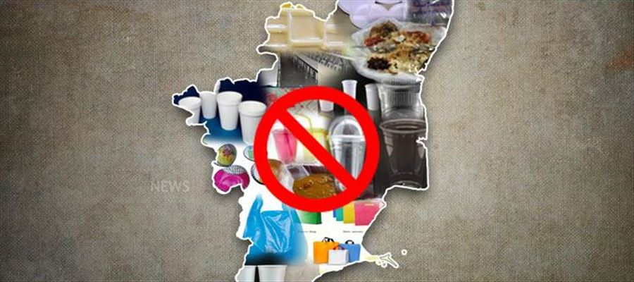 TN Govt released a descriptive list of banned plastic items