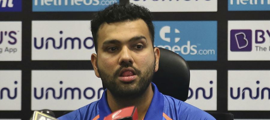Rohit Sharma feels confident playing in Australia