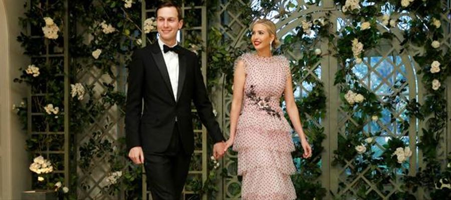 Ivanka Trump with her husband attended wedding at Jaisalmer