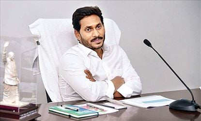 AP CM Jagan greeted ISRO team for launching Chandrayaan 2 successfully