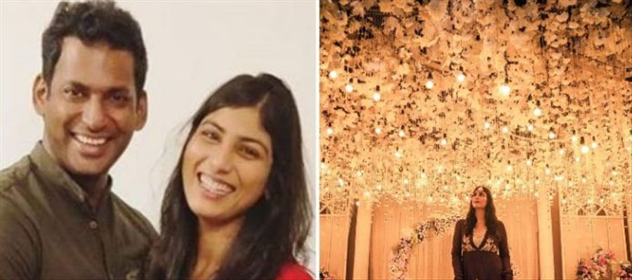 Vishal confirms his wedding with Hyderabad based Businessman daughter