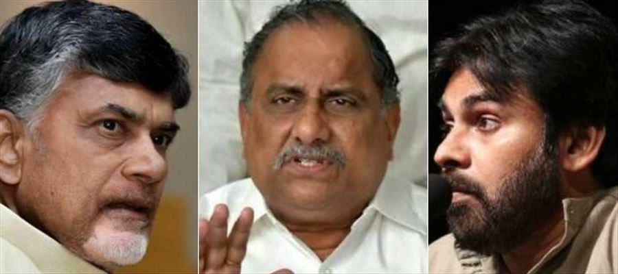 Politics in Andhra Pradesh are turning Hot each day