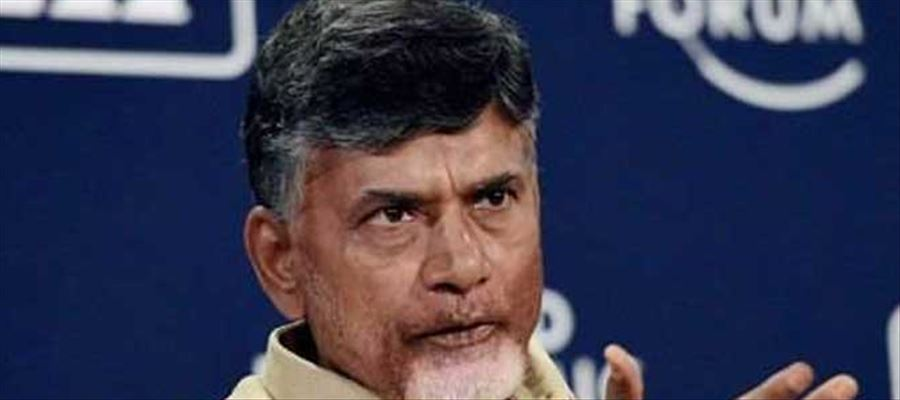 Dont react to Jagan comments says Naidu!!
