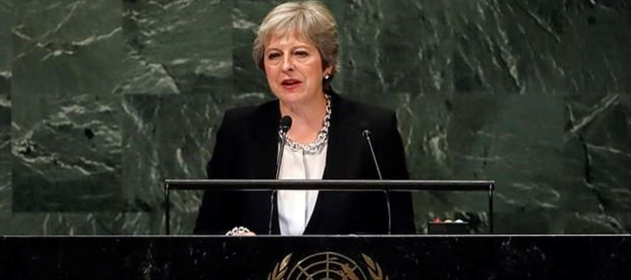 British PM called World Leaders to embrace Globalization