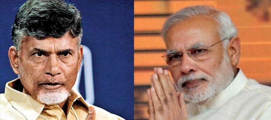 Chandrababu Naidu leaving no leaf unturned to take on Modi