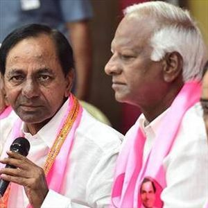 TRS Party promises to waive all loans of Farmers