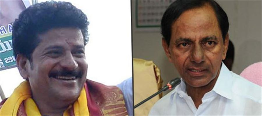 Revanth Reddy lambasted KCR
