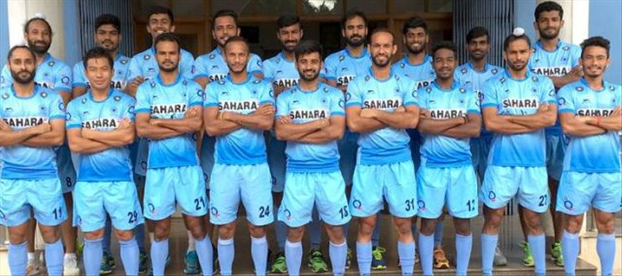 Hockey India announced World Cup Squad 2018