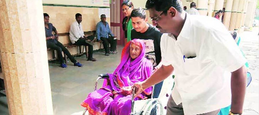 EC to add all Persons with Disabilities (PwDs) to electoral rolls in Telangana