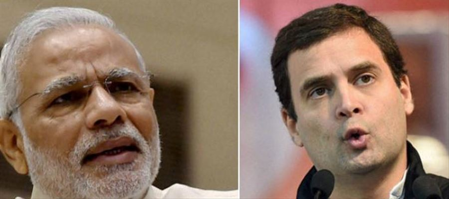 Rahul Gandhi dares PM for a fuel challenge