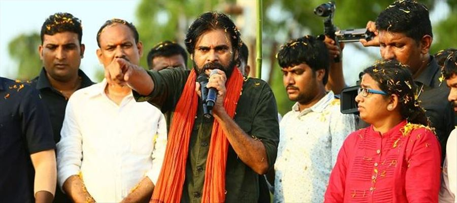 Many wondering what are brewing in Pawan's head