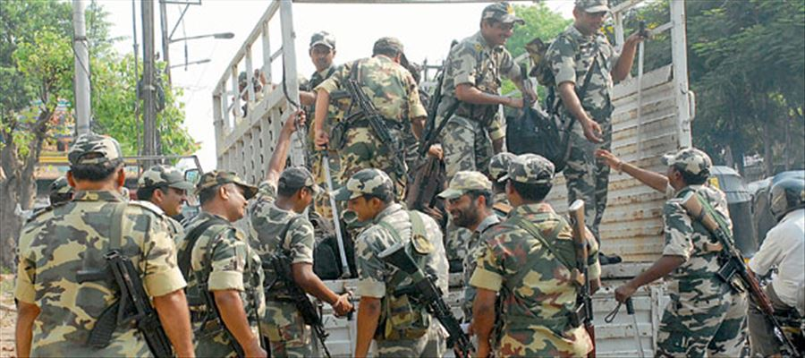 Multi pronged strategy adopted by Telangana Cops to prevent Maoists threat