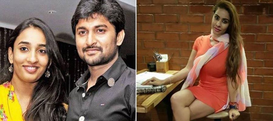 Sri Reddy explained what happened inside her Bedroom