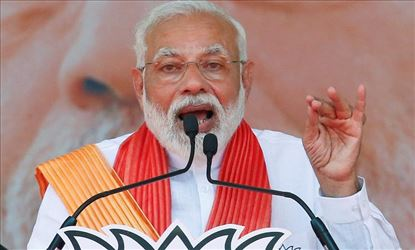 """PM Narendra Modi also urged lawmakers to """"work in mission mode"""""""