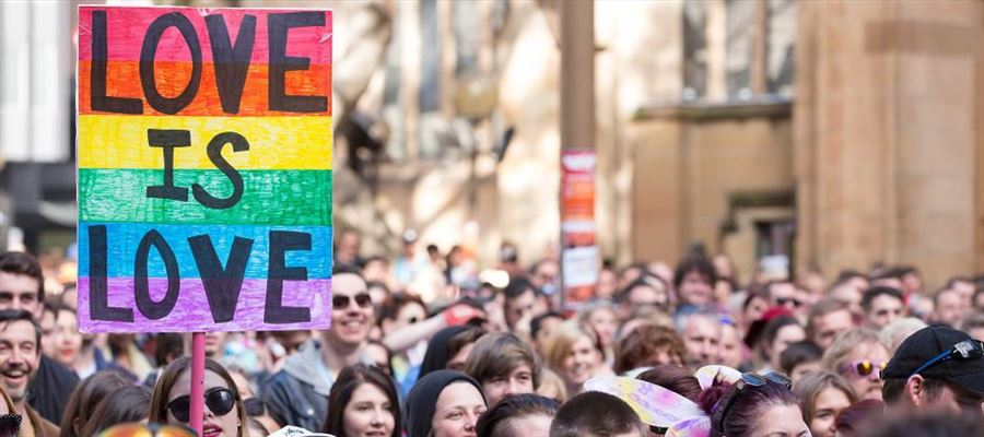 Another nation legalizes Same Sex Marriage