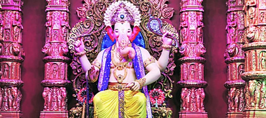 Grand Ganesh pandals of Mumbai which you should not miss!