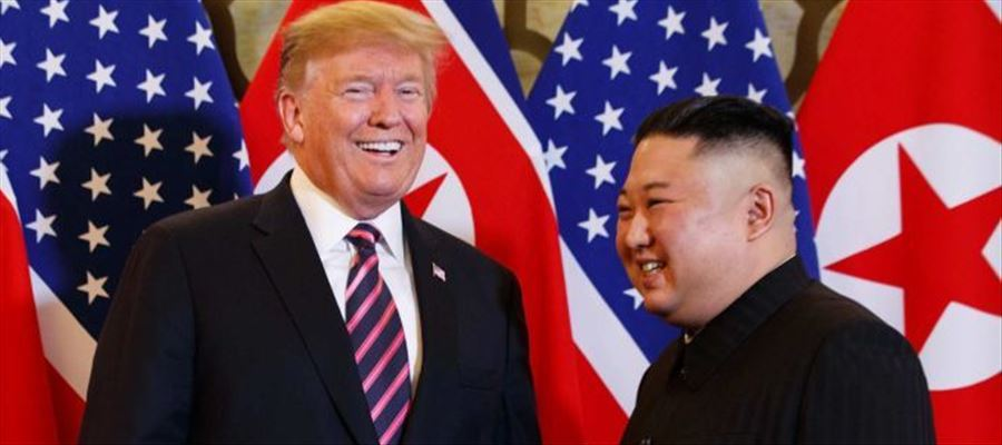Trump ready for a third meeting with Kim to get Pyongyang to give up nuclear weapons