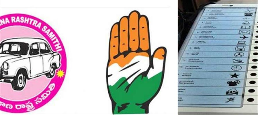 TRS, MIM, Congress & TDP keeping their fingers crossed