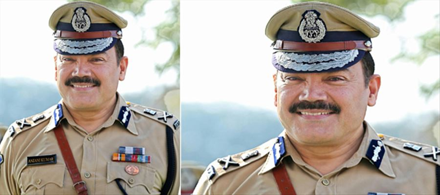 Meet Hyderabad City New Police Commissioner