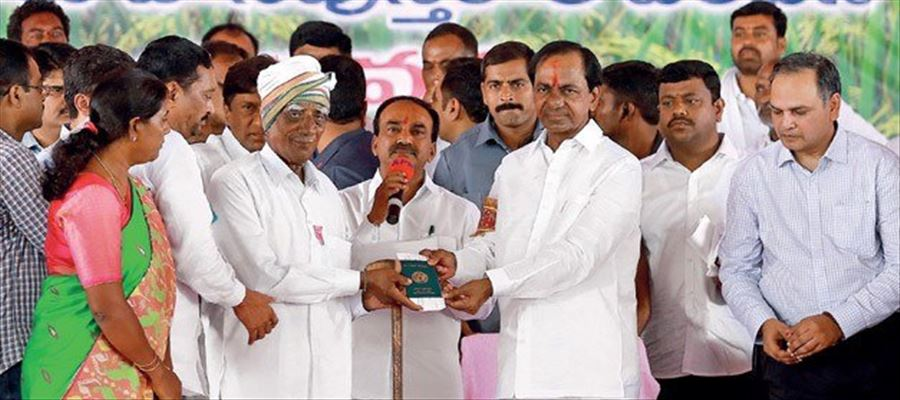 Will KCR hike investment amount under Rythu Bandhu?
