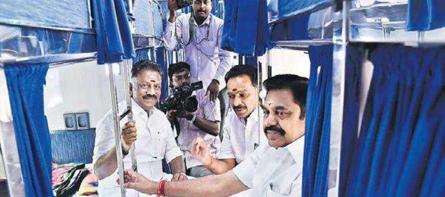 Tamilnadu Govt to add 2100 new buses by 2020