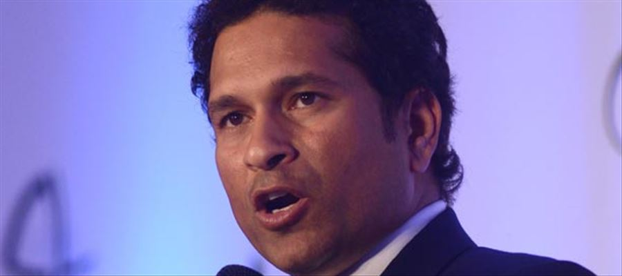 """Sachin Tendulkar feels India is a sports-loving nation & a """"sports-playing"""" country"""