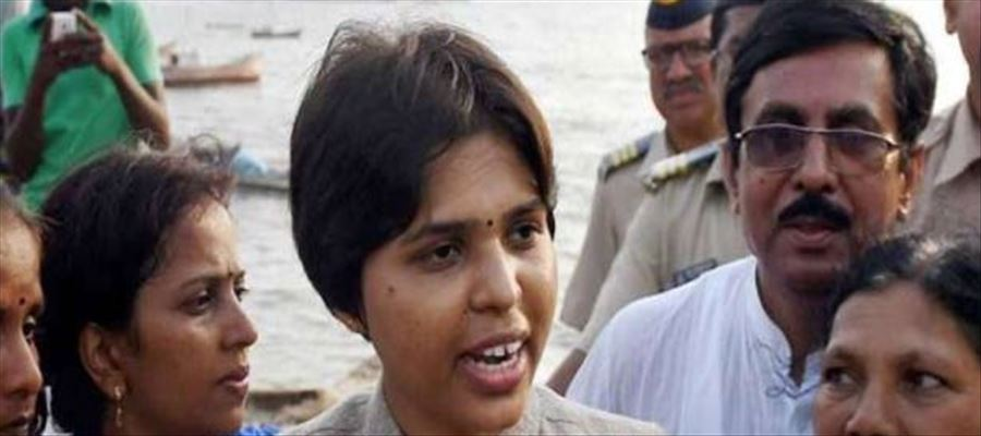 Social Activist Trupti Desai urged PM ensuring security for her visit to Sabarimala Temple