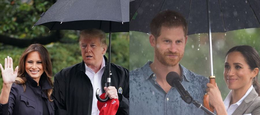 Difference between Donald Trump & Prince Harry had Twitter laughing