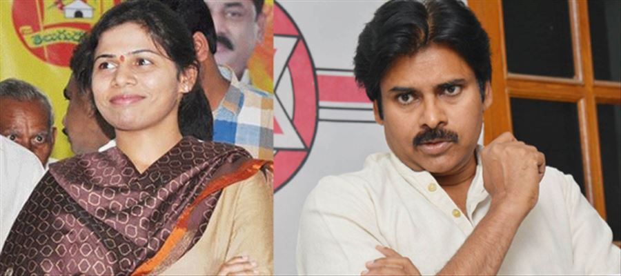 Do you know what reply Pawan gave Bhuma??