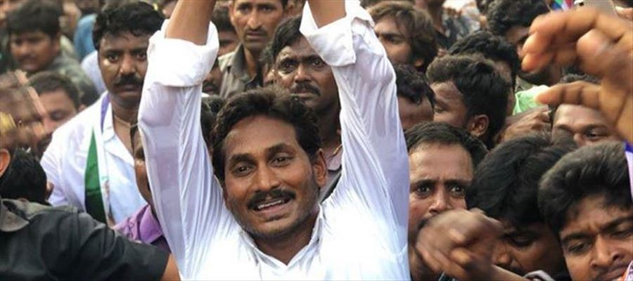 Is Jagan favoured more by punters in the state?