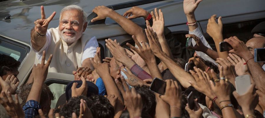 PM Modi calls All Youngsters to polling booths to strengthen democracy
