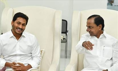 First Official Meeting of Both the Telugu CMs is Confirmed