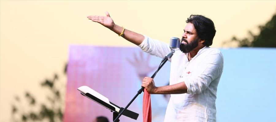 SURVEY: Only Pawan Kalyan May Win From Janasena
